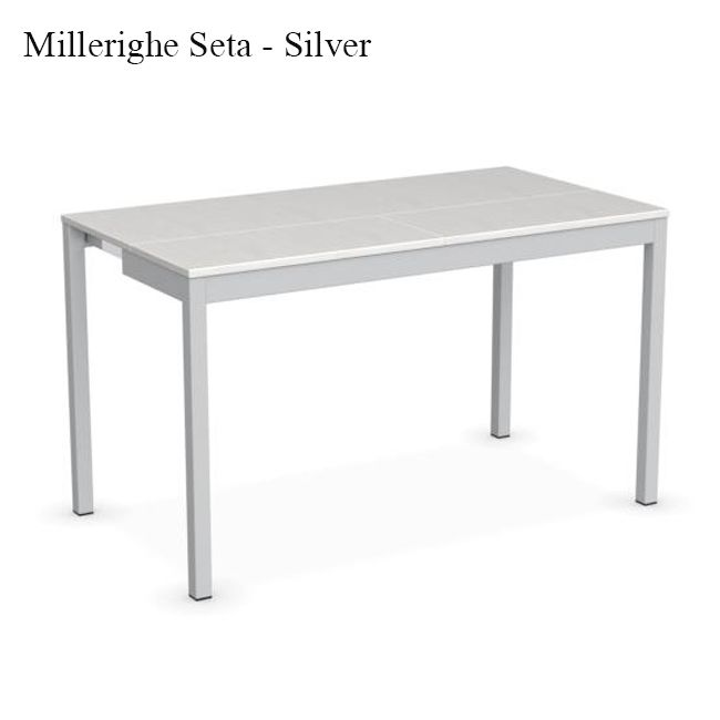 Consolle Connubia Calligaris.Connubia By Calligaris Snap Extensible Console 130x40 Cm