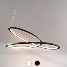 Nemo suspension lamp Kepler LED 65W Ø 110 cm dimmable