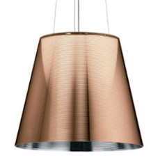 Flos Pendant lamp KTribe S3 1 Light E27 H 44,5 cm