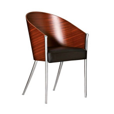 Driade King Costes Armchair with fixed cover