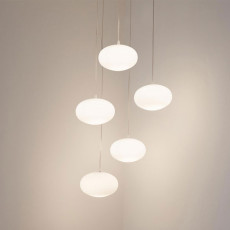Nemo suspension lamp Maga Pendant 1 luce E14 Ø 24 cm