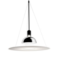Flos Pendant lamp Frisbi 1 Light E27 Ø 60 cm