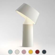 Rechargeable table lamp Marset Bicoca LED 3,2W H 22.5 cm Dimmable
