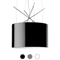 Flos Lamp Suspension Ray S 1 Light E27 Ø 43 cm