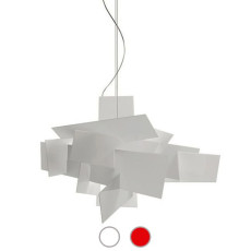 Foscarini Pendant lamp Big Bang 1 light R7s L 96 cm