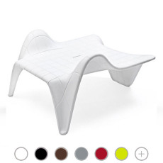 Vondom coffee table F3 L 75 cm Basic, stackable