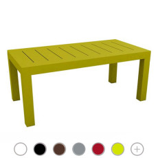 Vondom Table Jut L 180 cm Basic