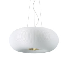 Ideal Lux Suspension Lamp Arizona 5 Lights GX53 Ø 52cm
