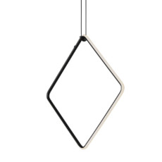 Flos Pendant Lamp Arrangements - Square Big LED 34W L 51 cm
