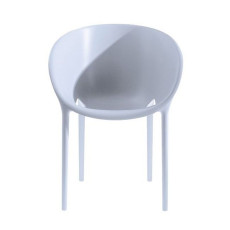 Driade SOFT EGG Stacking armchair, also for Outdoor