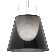 Flos Pendant Light KTribe S2 Ø 39.5 cm 1 Light Fume'