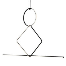 Flos suspension lamp Arrangements Composizione 1 LED 84W L 170.6 cm