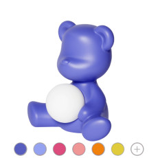 Qeeboo Portable Lamp Teddy Girl LED H 32cm