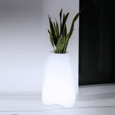 Vondom Jar bright Smart LED RGBW DMX with remote control Vlek