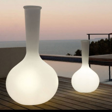 Vondom Jar bright Smart wireless LED RGBW on battery Chemistubes - Flask