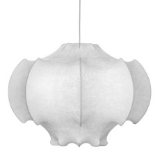 Flos Pendant lamp Viscontea 1 Light E27 Ø 68 cm