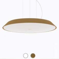 Artemide suspension lamp Febe LED 30W Ø 60.9 cm dimmable