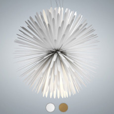 Foscarini Suspension Sun Light of Love My Light LED 41W Ø 65 cm Dimmable with Bluetooth