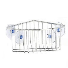 Tomasucci Wall shelf with suction cups Stik bathroom H 10.5 cm
