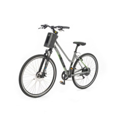 E-City Bike Askoll eB5 Unisex removable battery change 7 speed autonomy 90 km