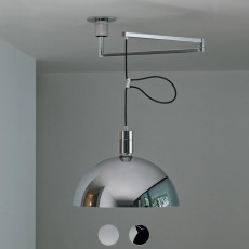 Nemo suspension lamp AS41Z 1 luce E27 QT-32 Ø 40 cm