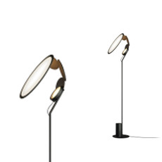 Axo Light floor lamp Cut LED 21W H 194.4 cm