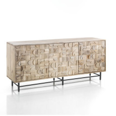 Tomasucci Sideboard with 3 doors Amon L 175 x 75 cm