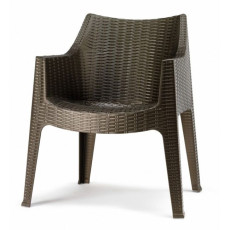 Scab chairs Maxima, stackable, also for the garden
