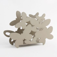 Arti e Mestieri Napkin holder Butterfly