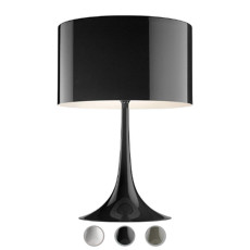 Flos Table lamp Spun Light 1 luce E27 H 68 cm dimmable
