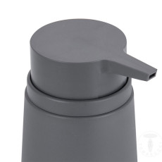 Tomasucci Soap Dispenser Ø 6/8 cm in ABS Cris