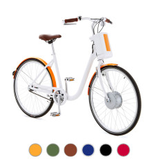 "E-City Bike Askoll eB1 M removable battery 26 ""wheels"