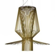 Foscarini Suspension Allegro Assai 2 lights Ø 136 cm