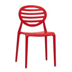 Scab chairs Top Gio, stackable, also for garden