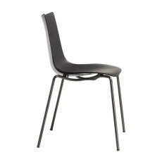 Scab Zebra chairs, stackable, also for garden