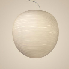 Foscarini Pendant lamp Rituals XL 1 light E27 Ø 40 cm