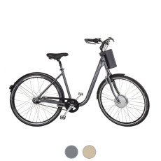 "E-City Bike Askoll eB1 PLUS L removable battery 28 ""wheels 5 speed gearbox"