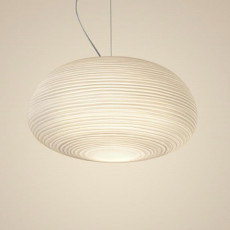 Foscarini Pendant lamp Rituals 2 1 light E27 Ø 34 cm