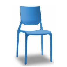 Scab chairs Sirio, stackable, also for garden