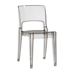 Scab Chairs Isy Antishock polycarbonate, stackable, also for garden