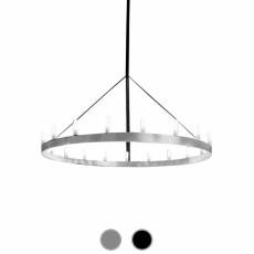 Fontana Arte Chandelier 14 lights E14 Ø 90 cm
