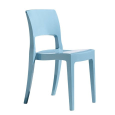 Scab Chair Isy technopolymer, stackable, also for garden