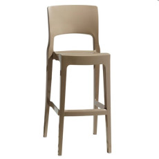 Scab Stools Isy Antishock stackable, also for garden