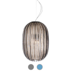 Foscarini Suspension Plass Medium 1 light E27 Ø 34 cm