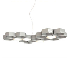 Luceplan Pendant lamp Honeycomb LED 8W