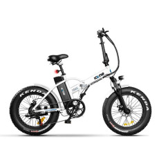 Icon.e ALLROAD Folding electric bicycle - Navy