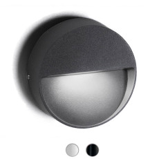 Ai Lati Wall lamp Bottom LED 4,5W IP54 Ø 10 cm Outdoor and Garden