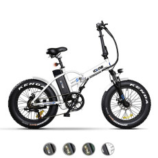 Icon.e ALLROAD PLUS Folding electric bicycle