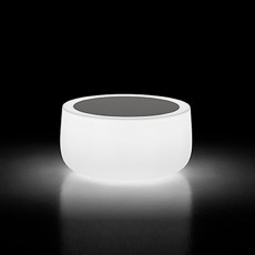Plust Luminous coffee table Bold H 37 cm - Outdoor and Garden