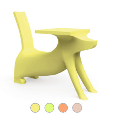 Magis sitting-desk for children Le Chien Savant L 79,5 cm outdoor